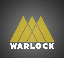 Destiny Game - Warlock Symbol with Gradient by CraftyCreepers