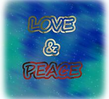 Love & Peace by Voyett