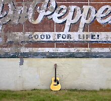 Guitars About Town - Dr Pepper by Stacie Forest