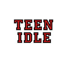 Teen idle red marina and the diamonds by Ashbashbrooks