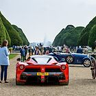 The Concours of Elegance 2014, at Hampton Court Palace by MarcW