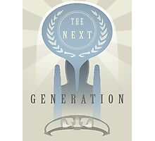 Star Trek: The Next Generation  Photographic Print
