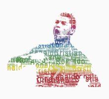 Cristiano Ronaldo by Shada0071