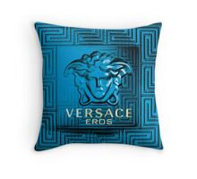 Versace Eros Throw Pillow