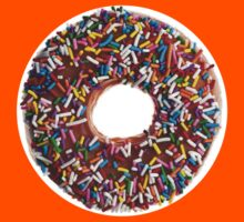 Chocolate Sprinkle Donut Kids Clothes