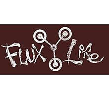 Flux Life Photographic Print