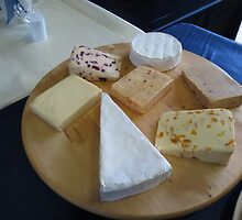A Choice of Cheeses by BlueMoonRose