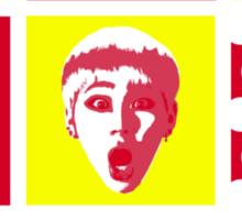 Block B - HER: Derp Ver Sticker