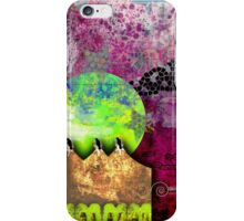 Never More At Home iPhone Case/Skin