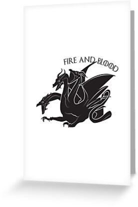 House Targaryen  by anemophile