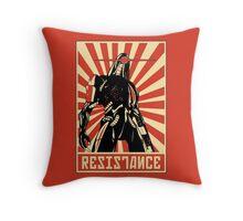Geth Resistance Legion Throw Pillow