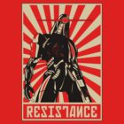 Geth Resistance Legion by icedtees