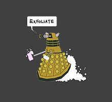 Exfoliate - Dr. Who by janeemanoo