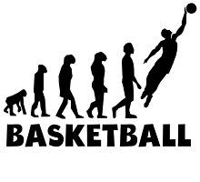 Basketball Dunk Evolution by kwg2200
