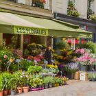 Les Floralies, Paris, France by Elaine Teague
