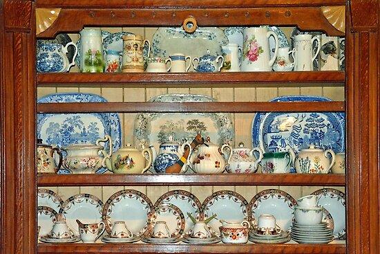 Tea-set by Arie Koene