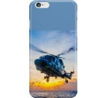 Landing Lynx iPhone Case/Skin