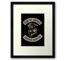 Sons of Anfield - Chicago Chapter Framed Print