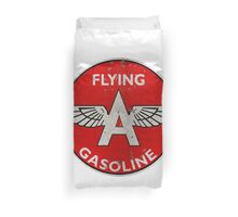 Flying A Gasoline rusted version Duvet Cover