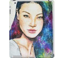 Oriental Galaxy iPad Case/Skin