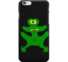 froggy iPhone Case/Skin