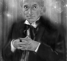 First Doctor Who by SanFernandez