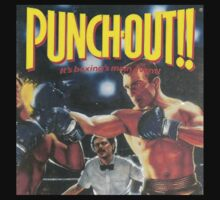 Punch Out Tee by TotalPotencia