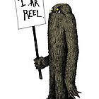 Bigfoot the Subtle Cryptid by JELarson
