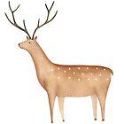 Deer by taoart