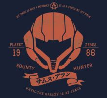 Bounty Hunter Kids Clothes