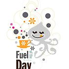 Fuel of the day by inkdesigner