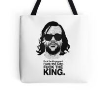 The Hound Vs The Crown Tote Bag
