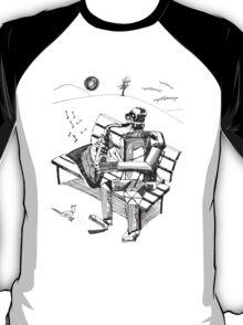 Robot Sax T-Shirt