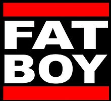 run FAT BOY by James Chetwald Mattson