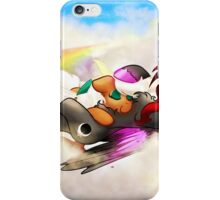 Nap in the Sky iPhone Case/Skin