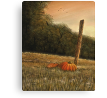 October in the South... products Canvas Print