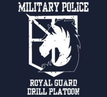 MILITARY POLICE - Drill Platoon by Mizuno Takarai