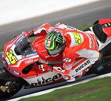 Cal Crutchlow MotoGP by Merlin72
