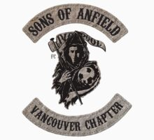 Sons of Anfield - Vancouver Chapter Kids Clothes