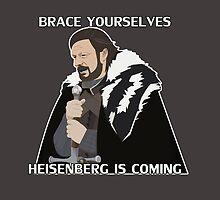 Heisenberg is coming! - Breaking bad + Game of Thrones by janeemanoo
