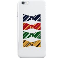 hogwarts bow ties iPhone Case/Skin