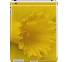 Cancer Council Of Australia - Daffodil Day iPad Case/Skin