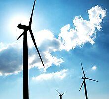 Wind turbine by homydesign
