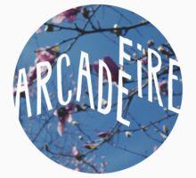 Arcade Fire/Tulip Magnolia T-Shirt