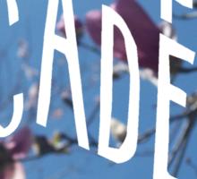 Arcade Fire/Tulip Magnolia Sticker