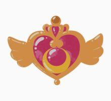 Sailor Moon: Moon Crisis Brooch by boundbyribbon