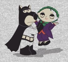 Batman Family Guy Kids Clothes