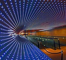 Light Tunnel by cclaude