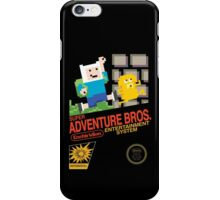 Super Adventure Bros! iPhone Case/Skin