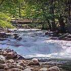 Merced Cascades by TonyCrehan